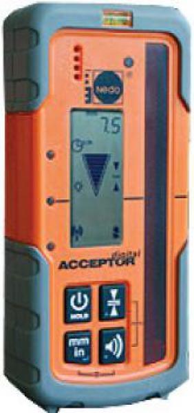 Snímač pro rotační laser Acceptor Digital
