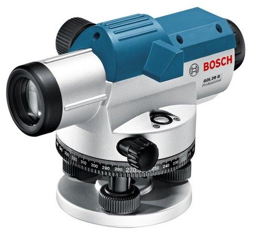 Bosch GOL 20 G - Professional - Nivelační přístroj