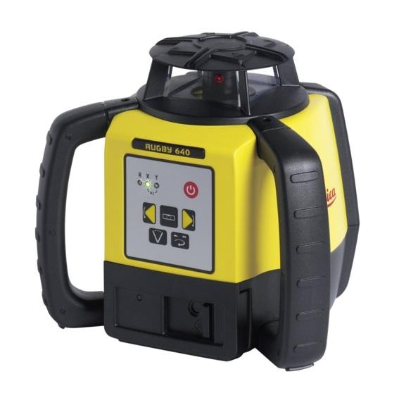 Stavební laser LEICA RUGBY 640