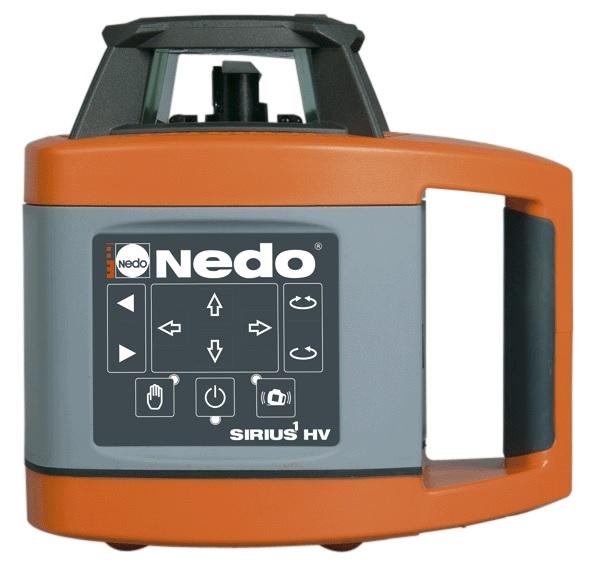 Stavební laser SIRIUS HV - NEDO