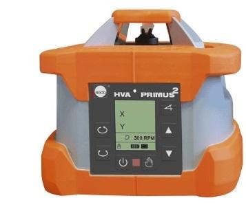 Profi rotační laser NEDO Primus HVA s funkcí AutoAlign