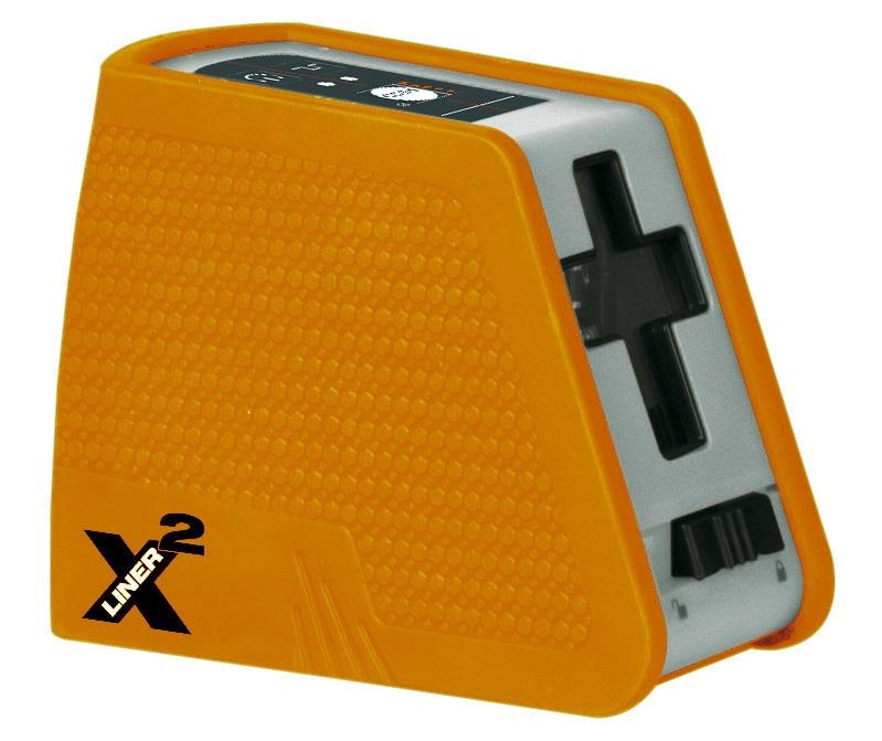 Samonivelační křížový laser X - LINER 2